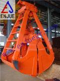 Грейферный ковш дистанционного управления самосхвата подводного электрического гидровлического самосхвата драгируя
