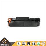 Aucune cartouche d'encre compatible universelle CB435A/35A de noir de rebut de poudre
