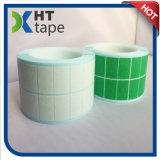 백색 정연한 모양 녹색은 커트 보호 테이프를 정지한다