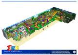 Mehrfacher Bereichs-Innenspielplatz mit Cer-Bescheinigung