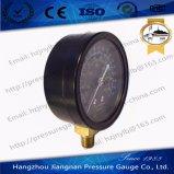 70mmの黒いダイヤルの圧縮のテスターのための概要の圧力計