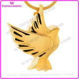 Vogel-Form-Halsketten für Aschen-Verbrennung-Schmucksache-Anhänger-Edelstahl
