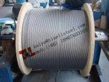 Ss 304のステンレス鋼ケーブル
