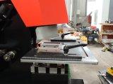 Perforación Q35y-20 y el pelar combinados Ironwoker hidráulicos