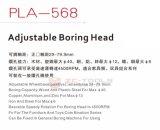Hoofd van de Boring van vijf Hoofden het Regelbare Hoofd Regelbare Boring (pla-568)