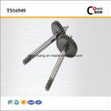 Вал Micro точности CNC фабрики ISO подвергая механической обработке