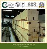 Tubo dell'acciaio inossidabile AISI304 per la pianta di carta