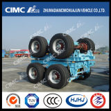 Cimc Huajun Dolly Trailer (trains-remorques)