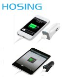 Заряжатель батареи автомобиля USB заряжателя автомобиля мобильного телефона QC 2.0