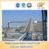 Correia transportadora de nylon personalizada da melhor qualidade para a mineração