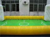 Nuovo campo di football americano gonfiabile, passo di gioco del calcio della bolla da vendere