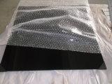 黒いカラー緩和されたガラスのメモWhiteboard