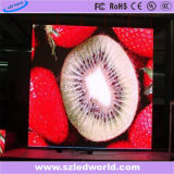 Pantalla a todo color de alquiler de interior de la tablilla de anuncios de LED P4 para hacer publicidad (CE, RoHS, FCC, CCC)