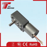 Microcomputer WORM medical 12V cd. brushless motor for equipment