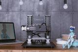Máquina multifuncional de impresión 3D con grabado láser