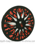 Tarjeta de dardos colorida de EVA, blanco del dardo del tiro al arco
