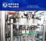 Машина завалки напитка управлением Simens автоматическая Carbonated