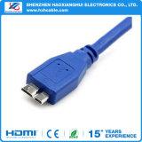 Fabrik-Preis USB-Kabel Sein-Mikro Kabel zum Schwerpunktshandbuch USB-3.0