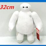 Weiche kundenspezifische Baymax Plüsch-Abbildung angefülltes Spielzeug