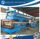Rolo da plataforma de alta qualidade de aço galvanizado Folha Piso dá forma à máquina