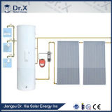 Tanque de aquecedor de água solar dividido pressionado