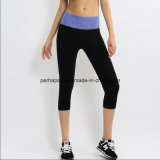 Mulheres Quickly Dry Yoga Pants Gym Wear Leggings Athletic Wear
