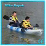 2 Persona asiento de plástico barcos de pesca Canoa mayorista Rotomoldeo