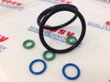 Anéis-O verdes/anéis-O de HNBR 80