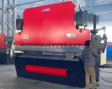 Máquina de dobra hidráulica servo do CNC (WE67K)