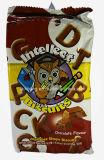 biscoitos do animal do sabor do chocolate 100g