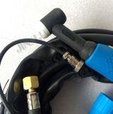 Tocha de soldadura de refrigeração ar 4m do arco de argônio da alta qualidade Wp-26 TIG26 com punho azul
