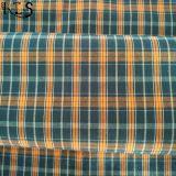 Ткань 100% поплина хлопка покрашенная пряжей Rlsc40-44