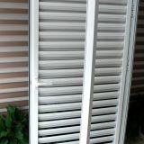 Ventana de aluminio del diseño agradable para el mercado de Ghana