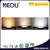 Runde LED Instrumententafel-Leuchte des Guangzhou-Fabrik-Preis-6W für Haus