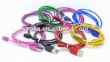 Recentste Lichte Kabel 8pin Aanstekende van het Parfum van de Kabel USB Kabel USB Chargering