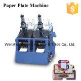 Macchina di fabbricazione di piatto di carta utilizzata ad alta velocità di vendita calda (ZDJ-400)
