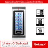 Metalltastaturblock-wasserdichter Zugriffs-Controller/Leser, Wiegand Input&out RFID Leser-Zugriffssteuerung