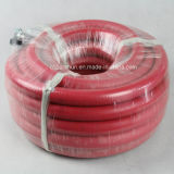 "3/4 "" X 25 Red Jackhammer Hose Assembly 200psi"