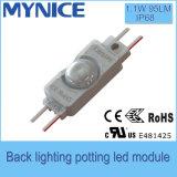 Le ce RoHS ENEC IP68 approuvé d'UL desserrent le module de la mise en pot DEL d'éclairage avec la lentille