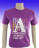2015 spätestes neues Art-Frauen-Baumwollt-shirt