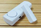 Système de sécurité à domicile Mini porte magnétique Alarme d'alarme Alarme d'entrée de fenêtre