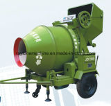 Jzc350 Mobile Concrete Mixer auf Sale/Self Loading Concrete Mixer