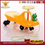Super Popular Plastic Baby Ride on Car com Música / Baby Swing Car