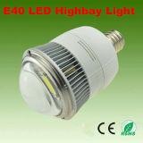 luz do diodo emissor de luz Highbay de 75W E40 para substituir o bulbo de halogênio 250W