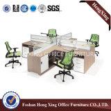 ベストセラーモジュラーパネルの家具のオフィスのPatitionのオフィスのキュービクルのオフィスワークステーションHx-6D019