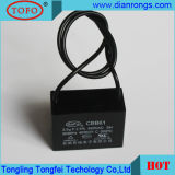 Film metallizzato Cbb61 Capacitor 450VAC 440VAC 2UF Made in Cina