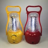 옥외를 위한 Ebst-D09b 휴대용 3ah 태양 야영 램프