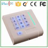 125kHz Em identiteitskaart Wiegand 26 Lezer van de Kaart van het Toegangsbeheer RFID van het Toetsenbord De Slimme