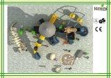 De openlucht speelplaats-Hoge Parken van het Thema van de Dinosaurus van de Kwaliteit van OpenluchtSpeelplaats Kaiqi voor de Parken van Kinderen