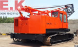 35ton japanisches Hitachi Lattice Boom Track Crawler Crane (KH125-II)
